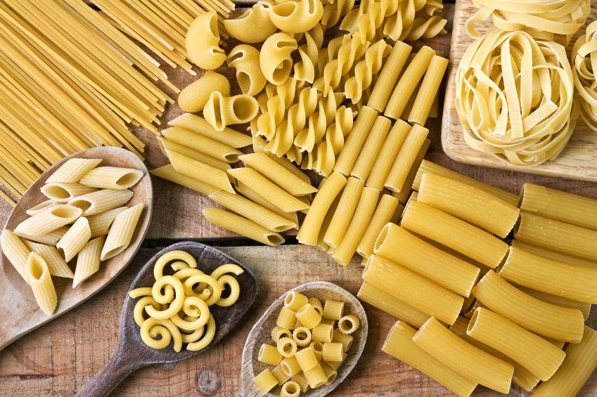 pasta kering