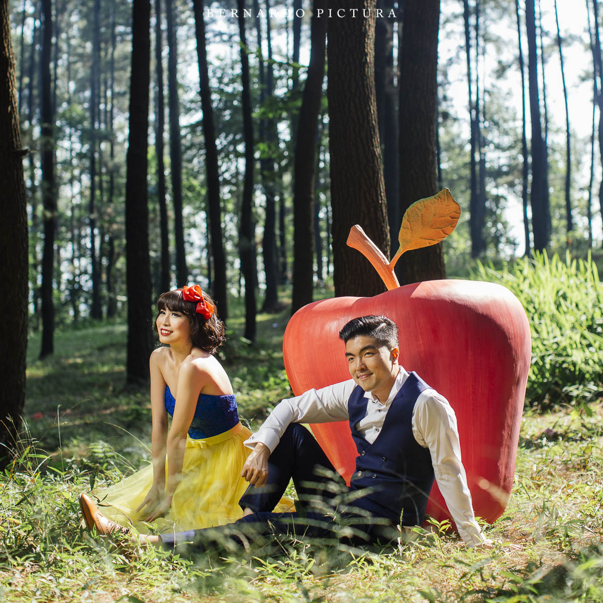 Pre Wedding Gunung Pancar Pegipegi Travel Blog