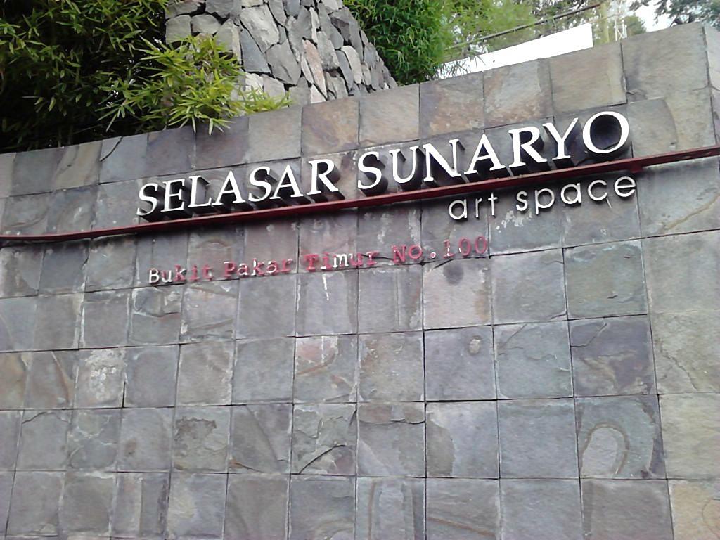 Selasar Sunaryo, Bandung