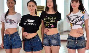 standar kecantikan orang china