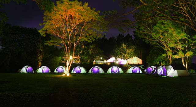 camping di situ gunung sukabumi