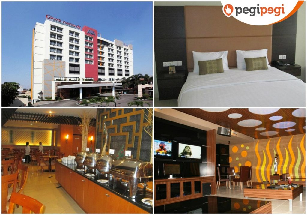 10 Hotel Murah Dan Nyaman Di Pusat Kota Bandung  Di Bawah