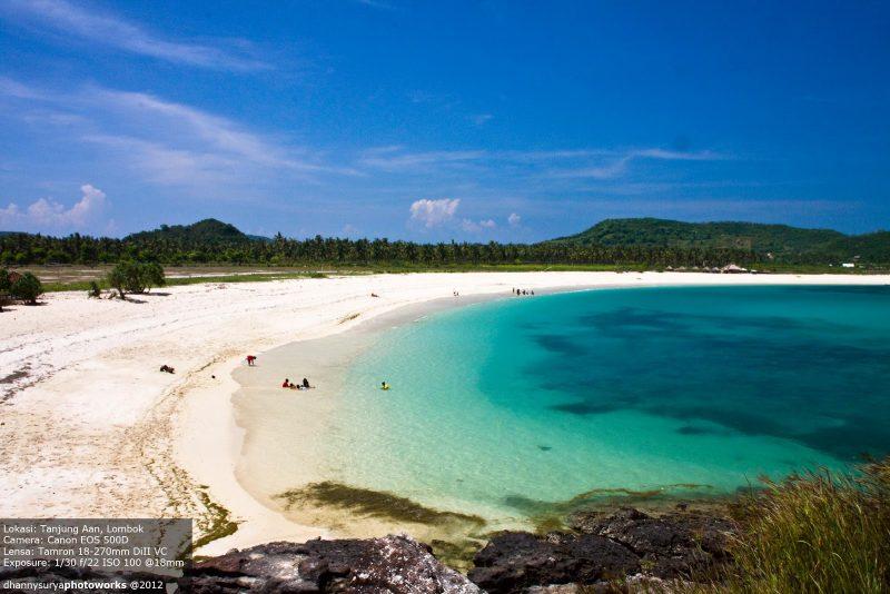 5 Pantai Indah di Kawasan Wisata Mandalika