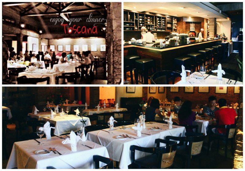 Mencicip Pizza ala 8 Restoran Italia di Jakarta
