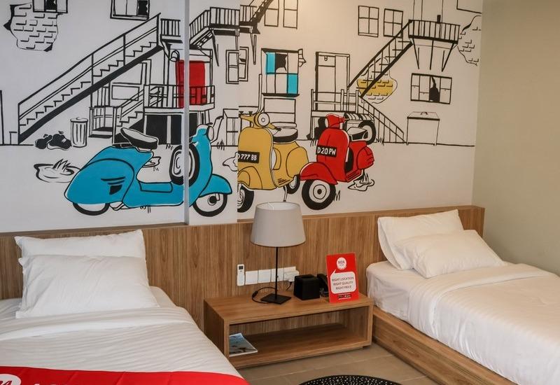 10 Hotel NIDA Rooms Di Bandung Yang Nyaman Bawah Rp 500 Ribu Diskon 50