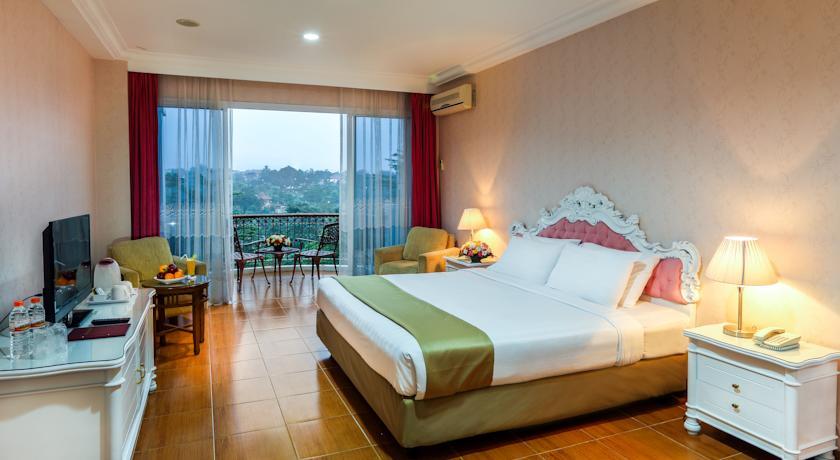 10 Hotel Nyaman Dengan Pemandangan Indah Di Bogor Bawah Rp 600 Ribu