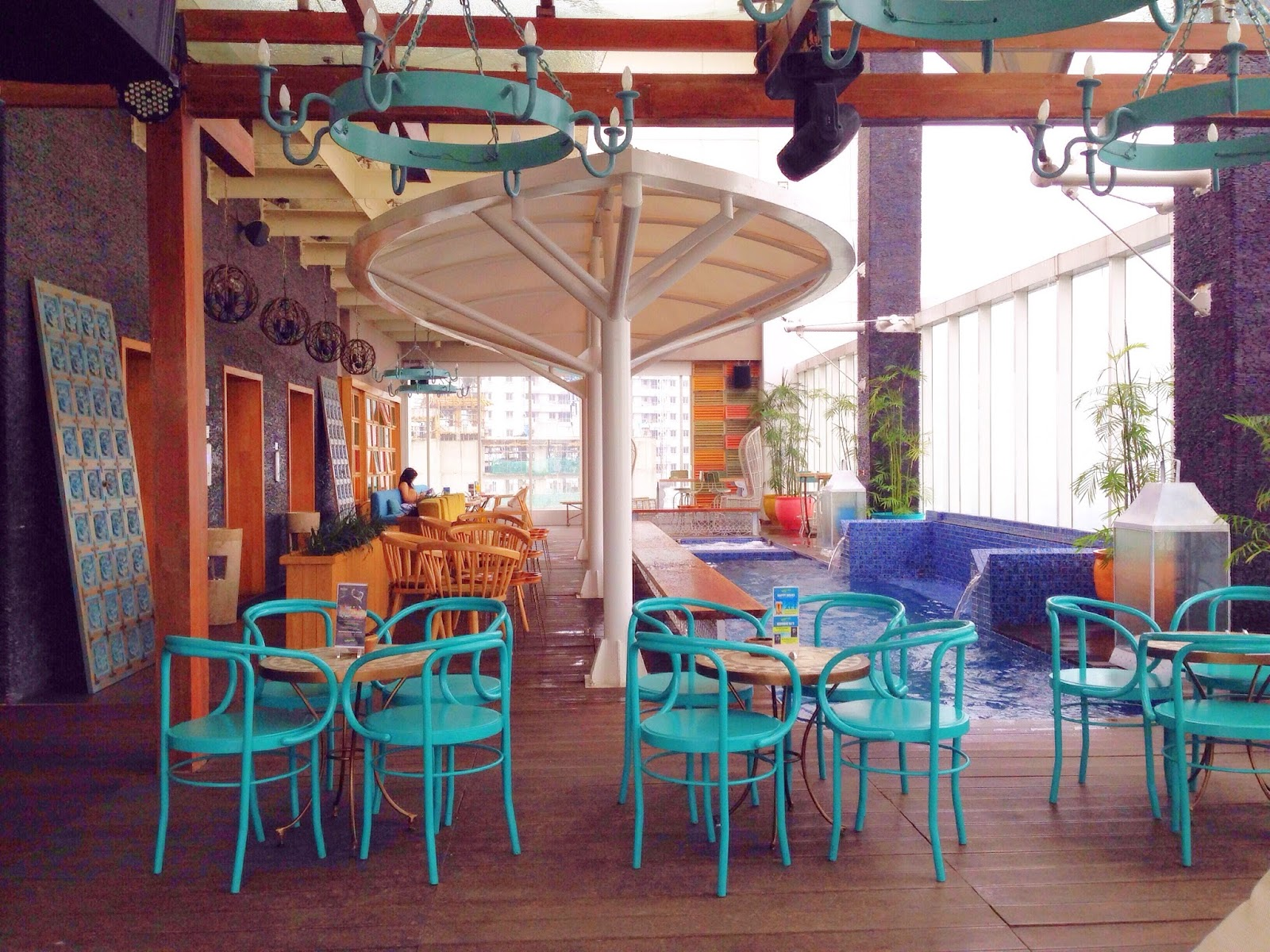 Restoran Rooftop Hotel di Jakarta