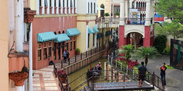 10 Lokasi Foto Outdoor Yang Instagramable Di Bogor