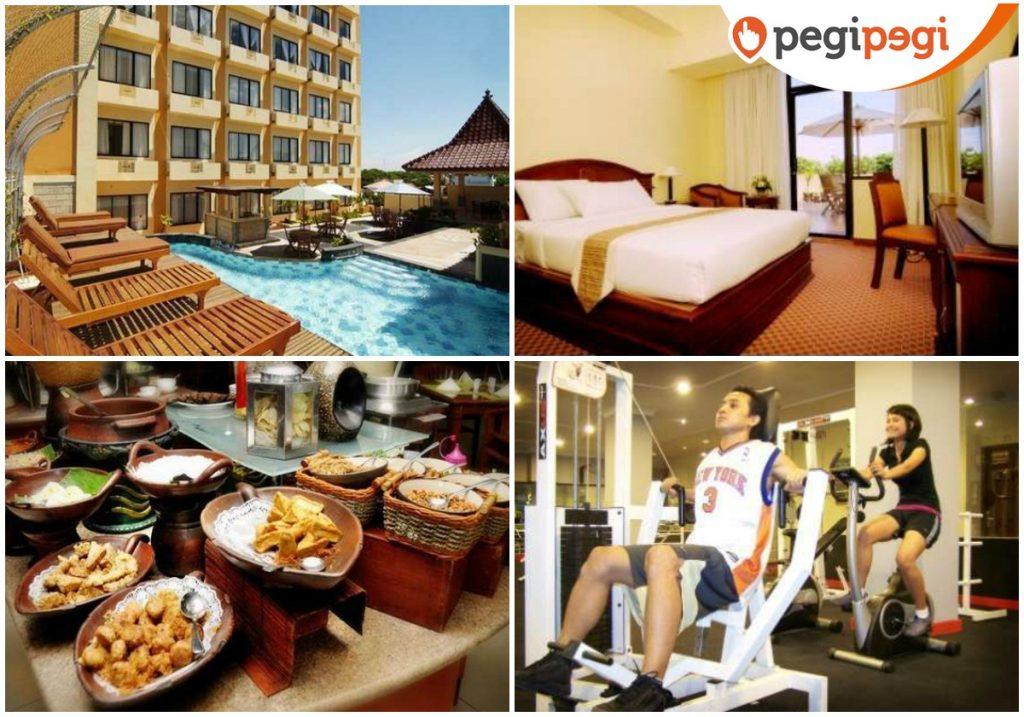 Paragon City Hotel Massage
