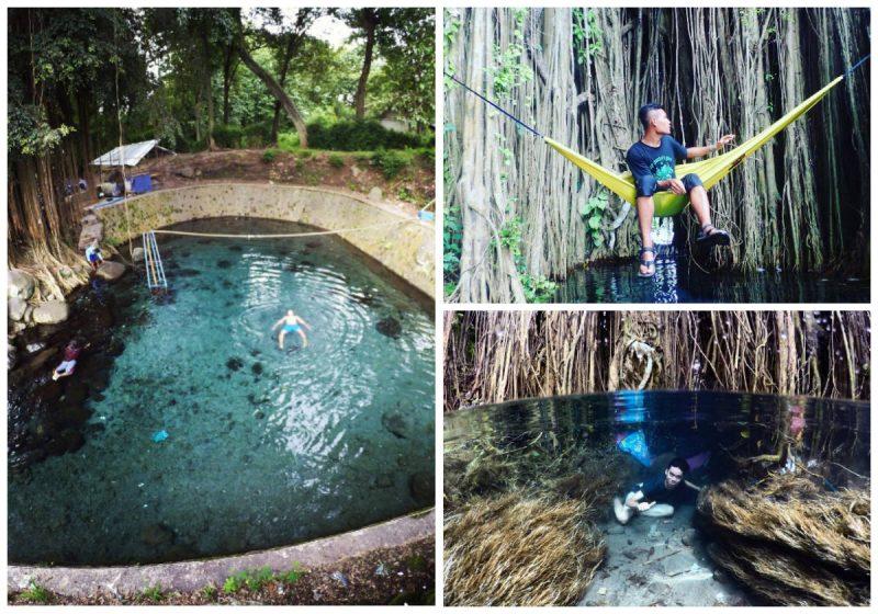 6 Kolam Alami di Jawa Tengah untuk Selfie Bawah Air