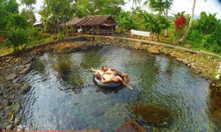 Nikmatnya Berendam di Mata Air Citaman, Banten