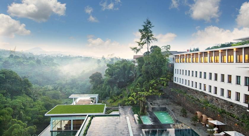 10 Hotel Nyaman Dekat Maja House Bandung Mulai Dari Rp 200 Ribuan