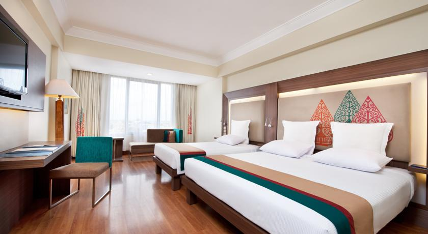12 Hotel Murah Dekat Stasiun Solo Balapan Di Bawah Rp 500 Ribu