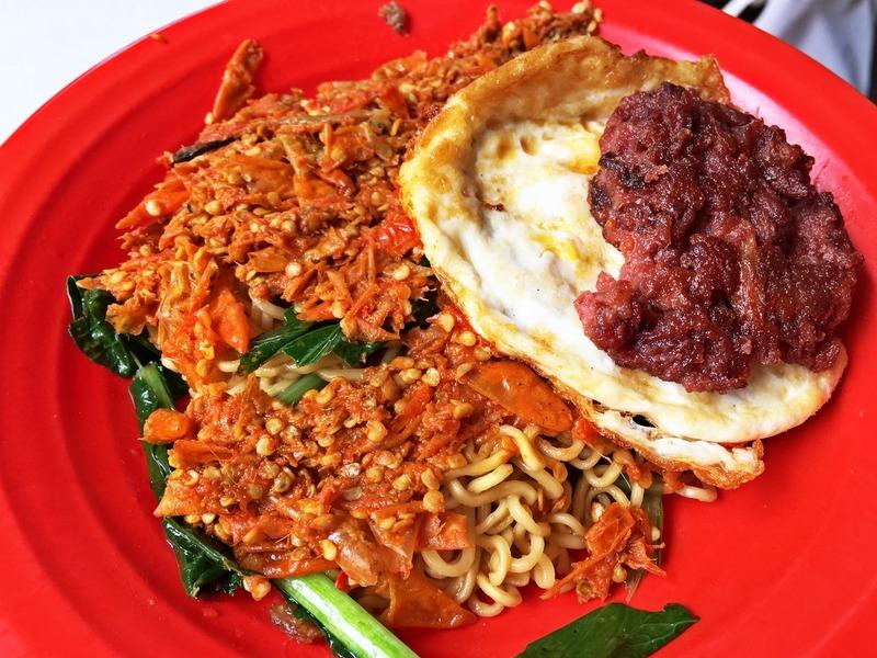 10 Kedai Di Jakarta Yang Menyajikan Sambal Paling Pedas