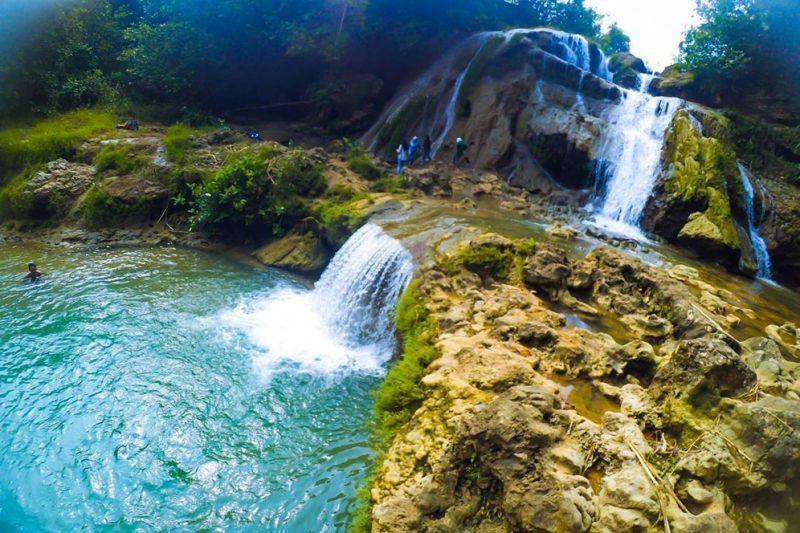 Berenang di 5 Air Terjun Bening, Malang