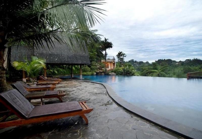 10 Resort Dengan Pemandangan Indah Di Lembang Bandung Mulai Dari Rp 300 Ribuan