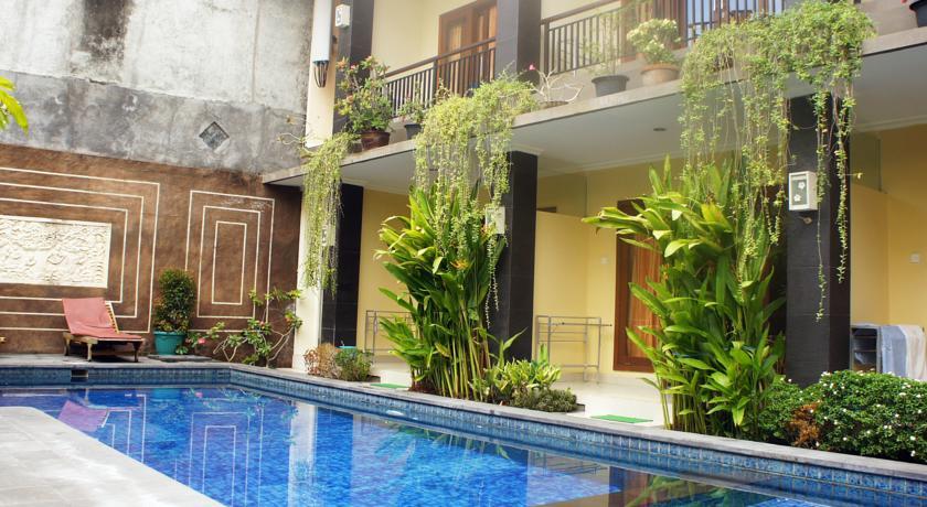 10 Hotel Backpacker Di Kuta Legian Bali Bawah Rp 200 Ribu