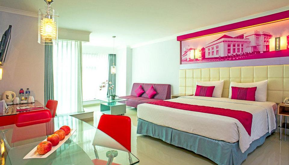 10 Hotel Di Cihampelas Bandung Bawah Rp 400 Ribu Travelista