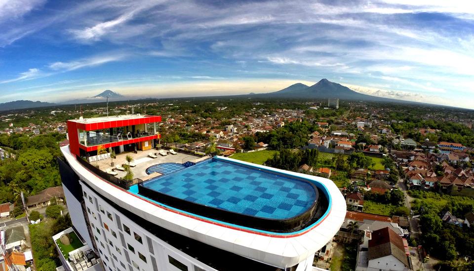 8 Hotel di Yogyakarta dengan Pemandangan Indah, di Bawah ...