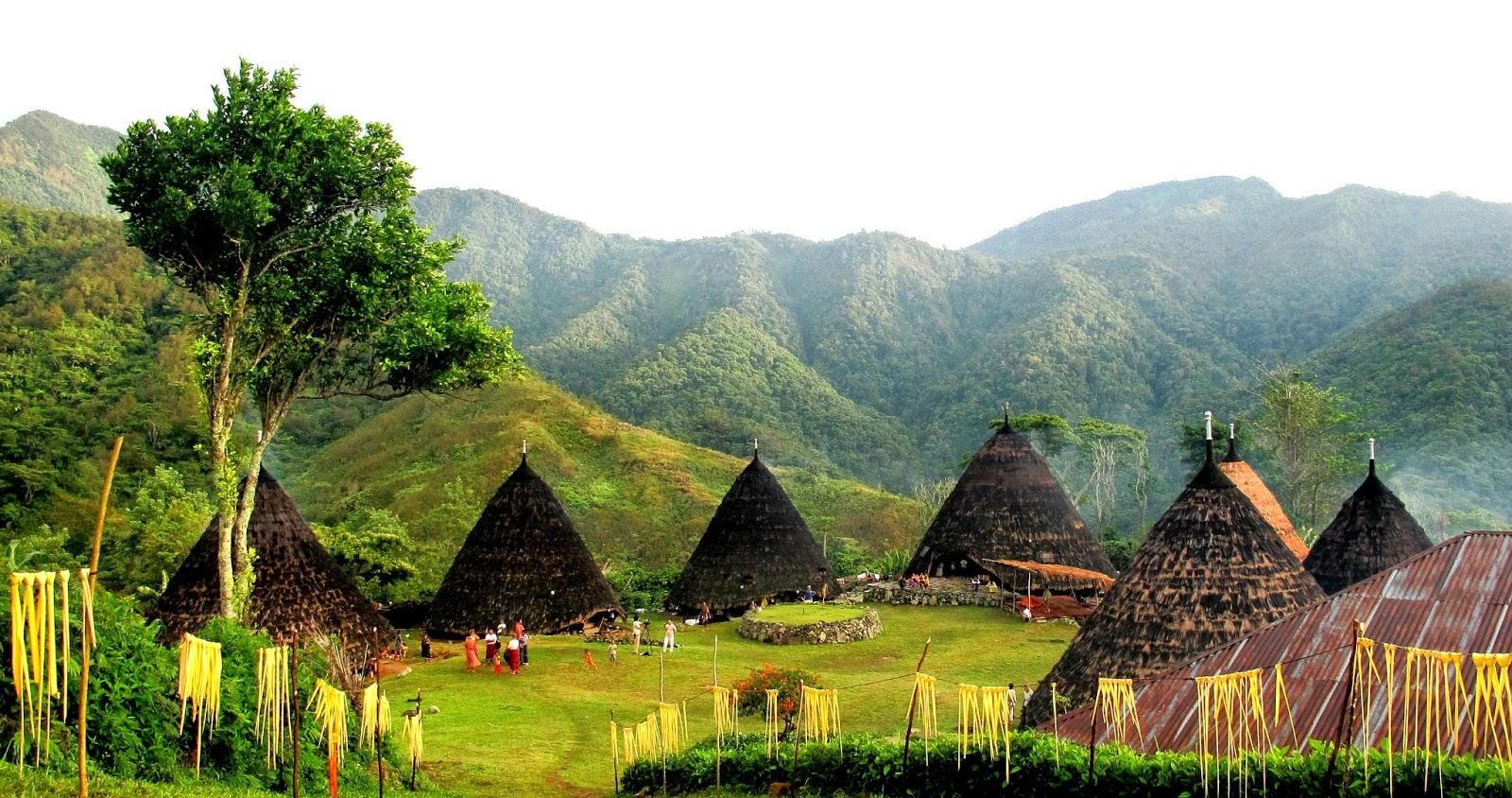 10 Tempat Wisata Alam Romantis di Indonesia untuk Bulan Madu
