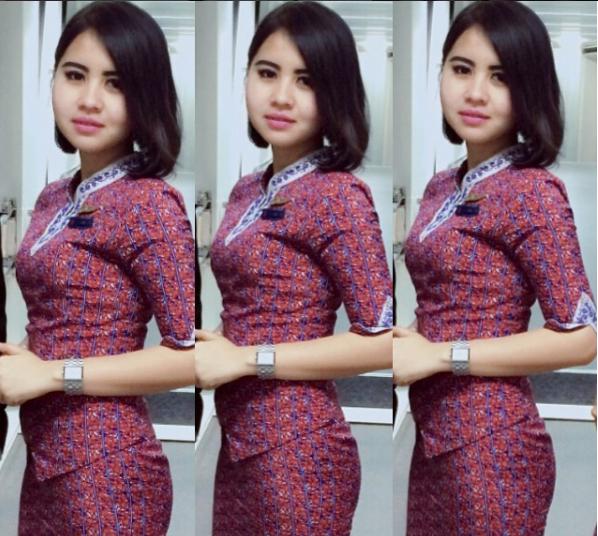 8 Pramugari Cantik Indonesia yang Populer di Instagram