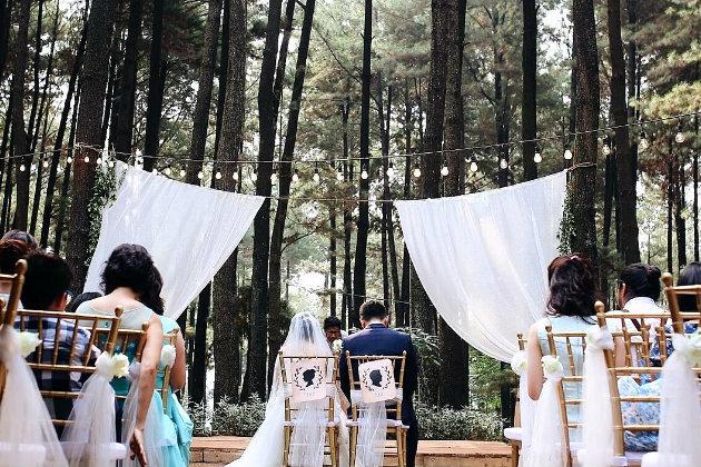 8 Tempat Romantis Untuk Wedding Outdoor Yang Bikin: 10 Tempat Resepsi Pernikahan Outdoor Di Jakarta Dan Sekitarnya