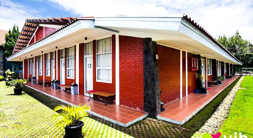 10 Hotel Murah Di Lembang Bandung Bawah Rp 500 Ribu