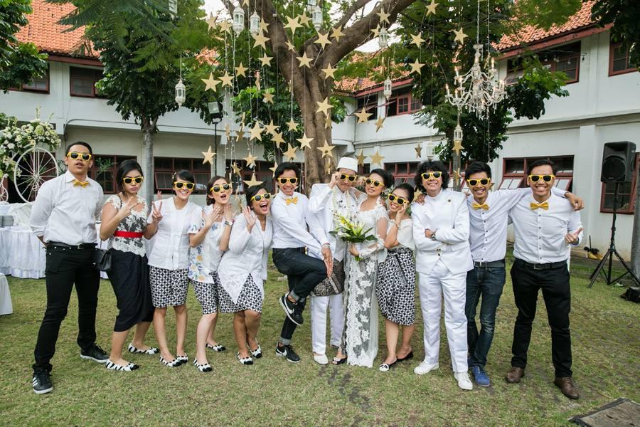 10 Tempat Resepsi Pernikahan Outdoor Di Jakarta Dan Sekitarnya