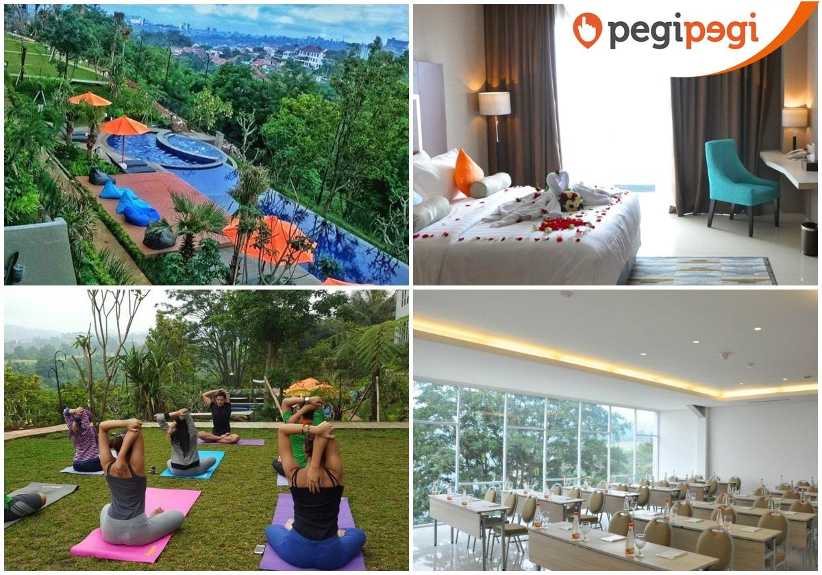 10 hotel kekinian di bandung di bawah rp 500 ribu rh pegipegi com hotel kekinian di dago bandung Hotel Di Bandung Indonesia