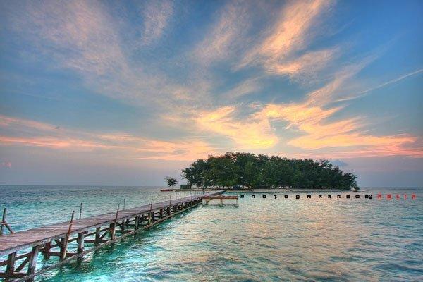 55 pemandangan pantai kartini HD Terbaik