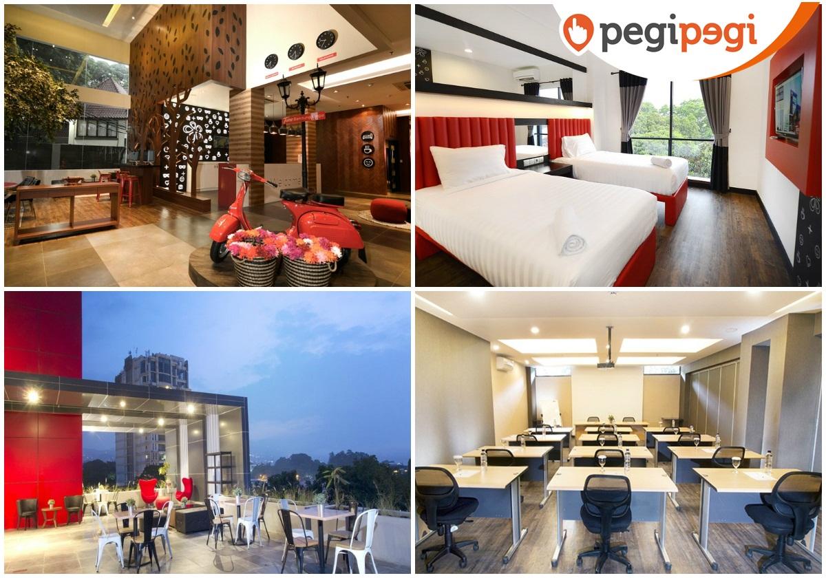 10 Hotel Murah Di Dago Bandung Di Bawah Rp 500 Ribu # Promo Meuble Tv Design Sultan