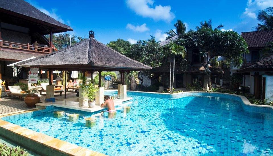 10 Hotel Backpacker Di Legian Bali Bawah Rp 200 Ribu