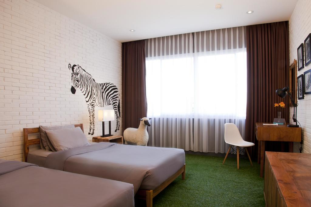 10 Hotel Kekinian Di Bandung Bawah Rp 500 Ribu