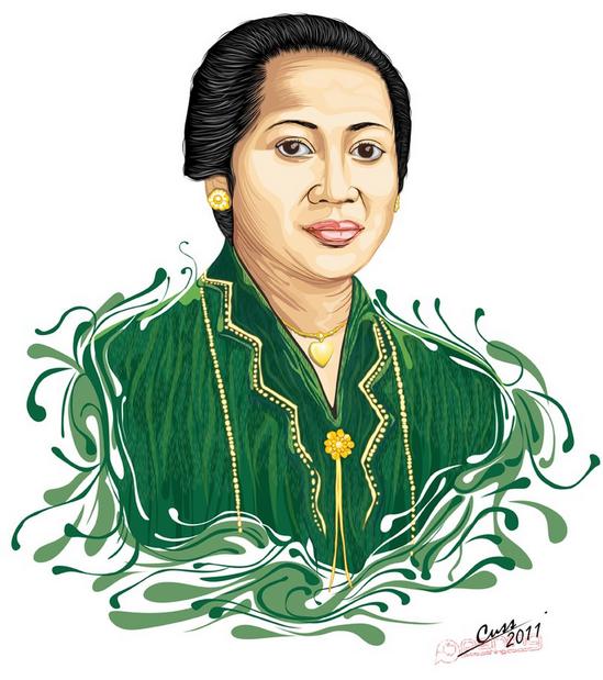 Kumpulan Gambar Pahlawan Nasional: Raden Ajeng Kartini 37