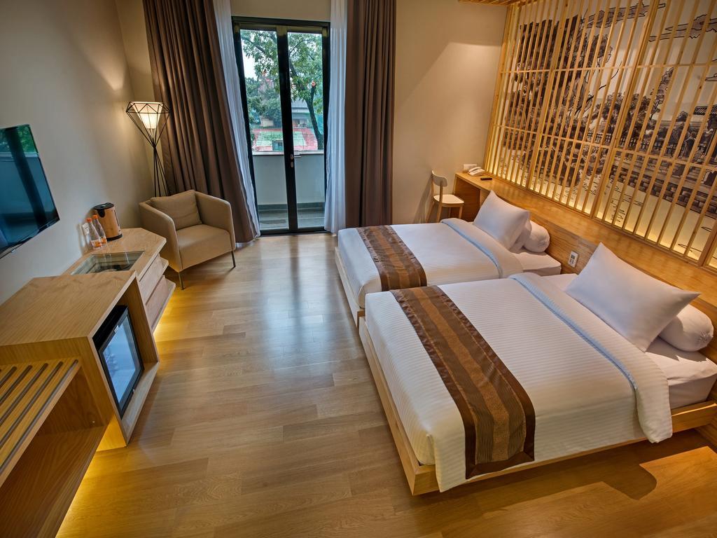 10 Hotel Baru Di Bandung Yang Dibangun Tahun 2015 2016