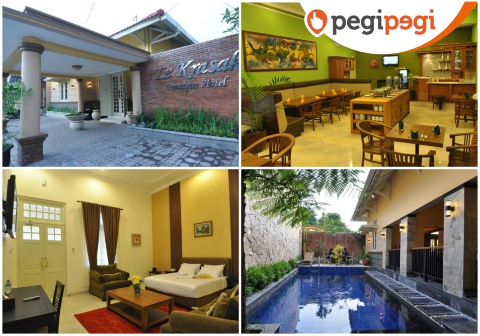 10 hotel murah di tugu yogyakarta cuma rp 200 ribuan for Boutique hotel 06