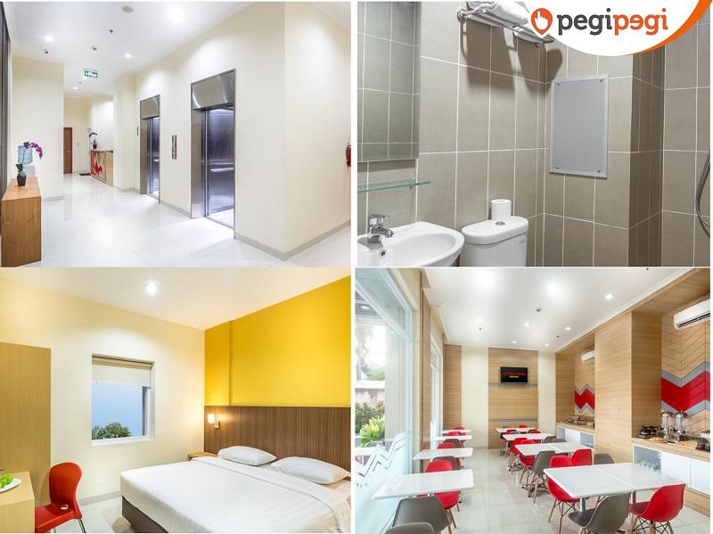 Hotel Dekat Ice BSD City Tangerang Selatan - Harga Mulai
