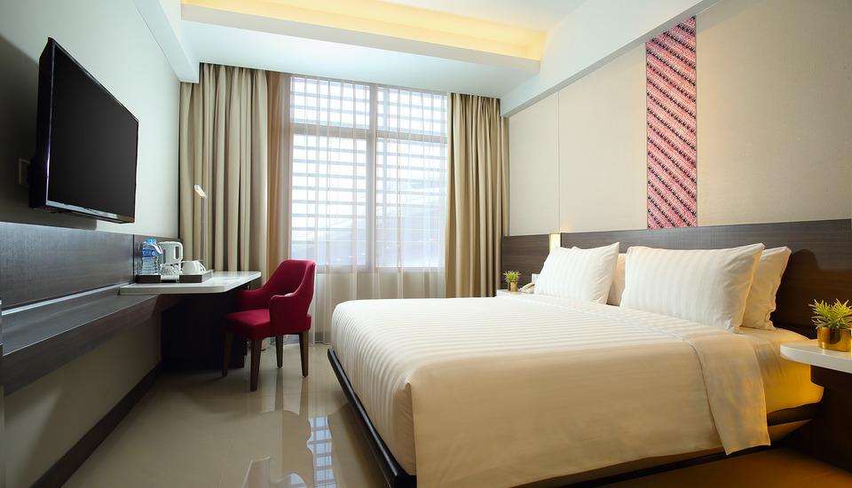 8 Hotel Nyaman Dekat Ice Bsd Mulai Dari Rp 100 Ribuan