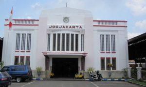 Statisun Tugu Yogyakarta
