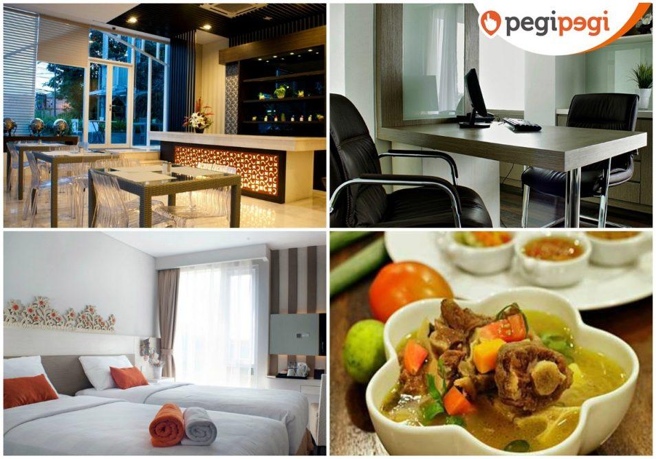 The Edelweiss Hotel Yogyakarta – PEGIPEGI TRAVEL BLOG
