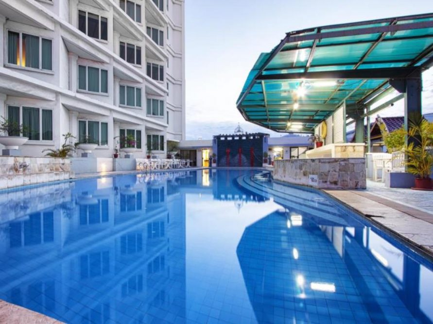 10 Hotel Dekat Pantai Losari Makassar Di Bawah Rp 400 Ribu
