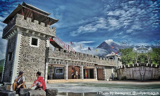 The Lost World Castle Wisata Yogyakarta Yang Mirip Eropa