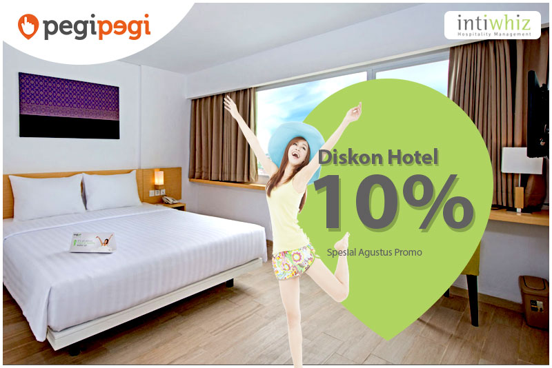 Booking Kamar Di Whiz Hotels Group Dapat Diskon 10
