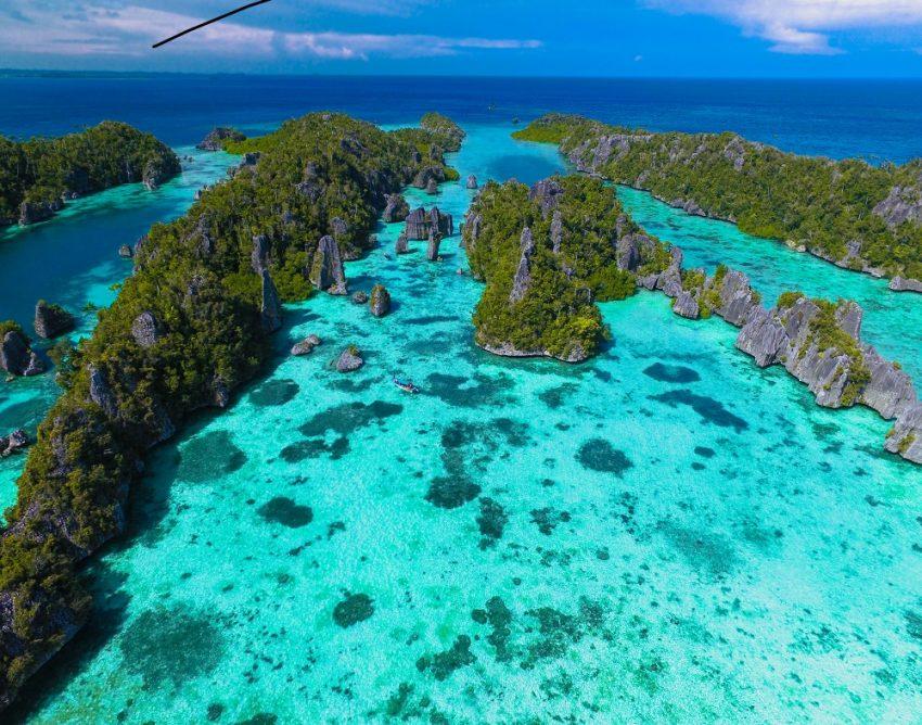 Hasil gambar untuk Raja Ampat Papua Barat