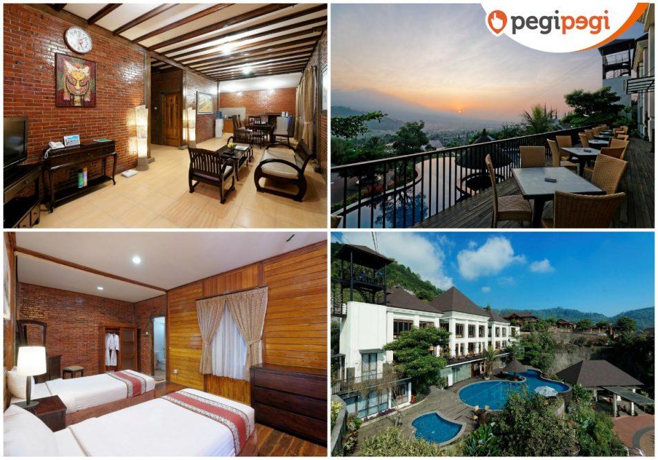 5 Hotel Dengan Pemandangan Indah Di Batu Malang
