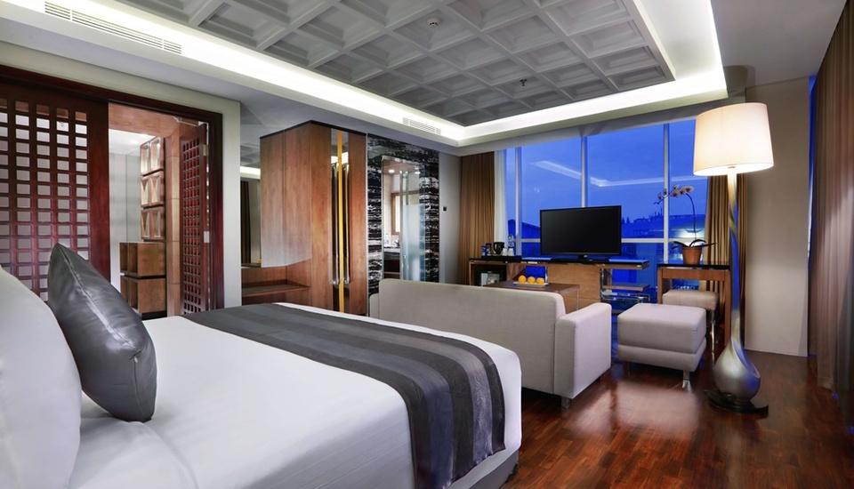 10 Hotel Romantis Di Bandung Untuk Liburan Dengan Pasangan