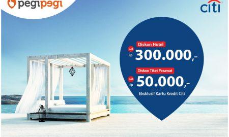Promo Citibank Pegipegi Travel Blog