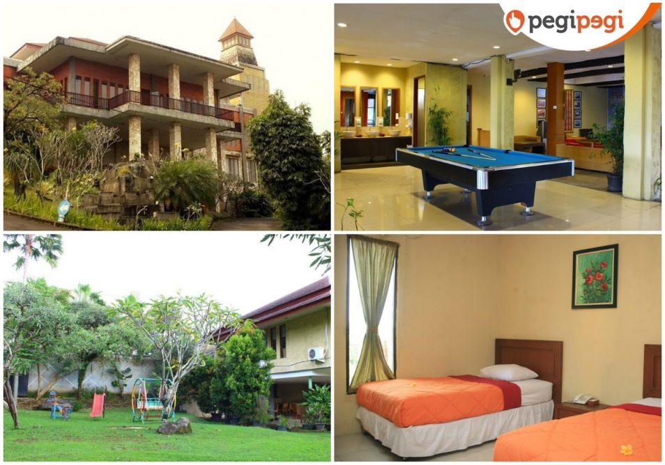 4 Hotel Di Bogor Selatan Dengan Pemandangan Indah