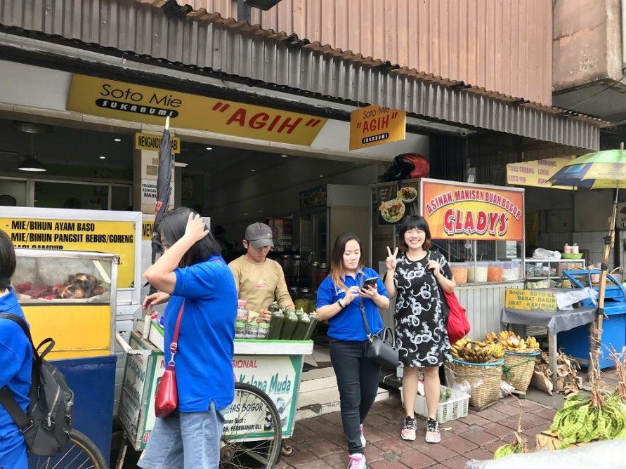3 Kuliner Hits Di Jalan Suryakencana Bogor