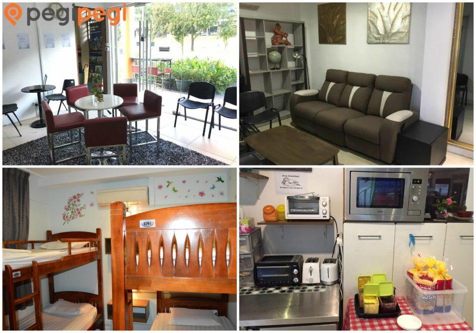 10 Hostel Backpacker Di Singapura Di Bawah Rp 500 Ribu